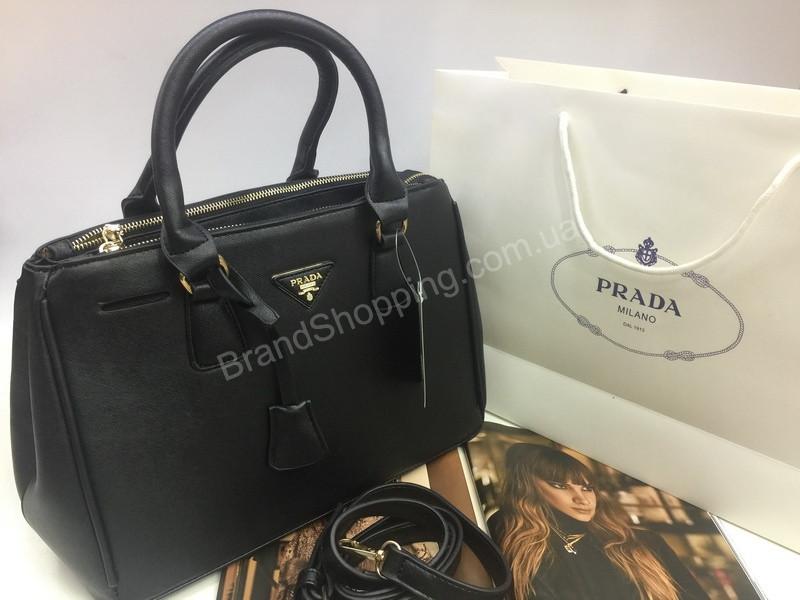 64f85f55234b Классика женская элегантная сумка Prada Saffiano Tote1466 - Trendshops в  Харькове