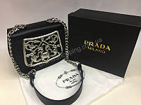 ХИТ Шикарная  сумочка PradaLux  в полном комплекте 1566