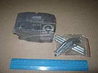 Колодки дискового тормоза (пр-во Jurid) 571276J