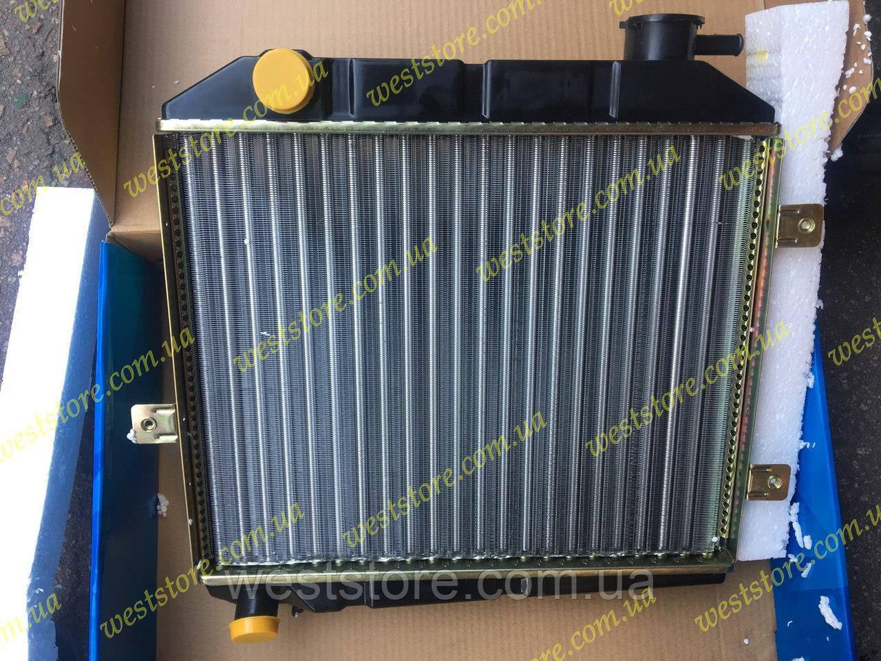 Радиатор охлаждения москвич 412 2140 LSA LA 412-1301008