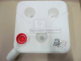 Бак топливный автономного отопителя с крышкой и штуцером (10 л) (арт. 221000201800)
