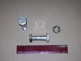 Болт вала карданного с гайкой длин. Т 150 (производство Украина) (арт. 125.36.114-1)