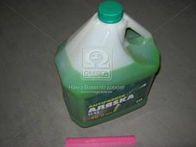 Антифриз Аляsка ANTIFREEZE-40 (зеленый) Канистра10л/9,83кг (арт. 5523), ACHZX