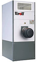Воздухонагреватели Kroll 195S + горелка Kroll KG/UB 200 на отработанном масле