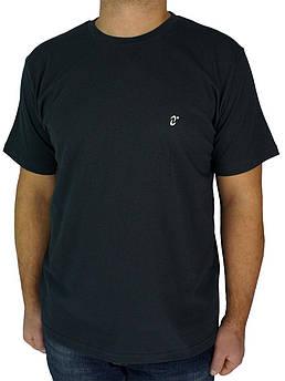 Темно-серая мужская футболка Neti MSY-001  Польша