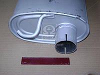 Резонатор ГАЗ 31105 дв.40621, КРАЙСЛЕР  L615мм в сб. (покупн. ГАЗ) 3110-1202008