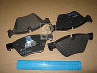 Колодка торм. BMW 5 SERIE (F10)(F11) (2010-) передн. (пр-во REMSA) 1052.30