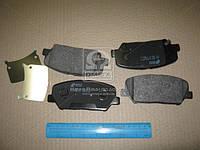 Колодка торм. KIA CEED 1.4 1.6 2012- передн. (пр-во REMSA) 1398.12
