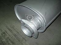 Глушитель ГАЗ двигатель 4216, КРАЙСЛЕР ЕВРО-3 (производство ГАЗ) 2752-1201008