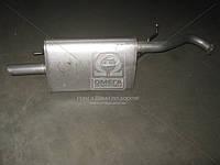 Глушитель задней DAEWOO,CHEVROLET TACUMA (Производство Polmostrow) 05.35