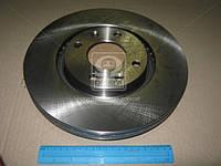 Диск тормозной CITROEN C3, C4 PEUGEOT 207, 408 передн., вент. (производство REMSA) (арт. 6604.10), AEHZX