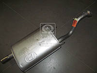 Глушитель задний HONDA CIVIC (производство Polmostrow), AFHZX