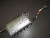Глушитель задний HONDA CIVIC (производство Polmostrow) (арт. 21429), AFHZX