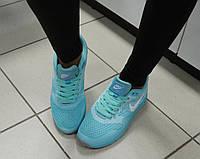 Кроссовки женские Nike бирюзовые