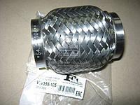 Эластичная гофра inter lock 55x105 мм 54.5 x 106.0 мм (Производство Fischer) VW355-105