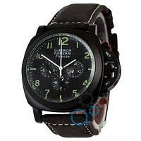 Часы Panerai Luminor 1950 Firenze All Black-Green