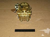 Карбюратор К-126ГУ двигатель УМЗ 4178 - УАЗ (производство ПЕКАР) (арт. К126ГУ-1107010), AGHZX