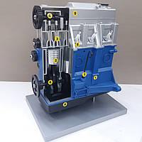 Макет. Двигатель ВАЗ-21083