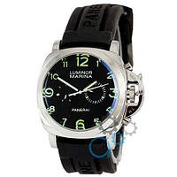 Часы Panerai Luminor 1950 Marina 3 Days Black-Silver-Black-Green