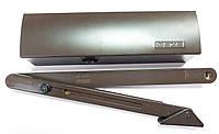 Доводчик дверной Geze TS 2000 до 100кг темно-бронзовый ( Германия)