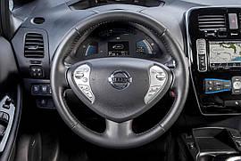 Восстановление подушек безопасности руля Nissan Leaf AirBag