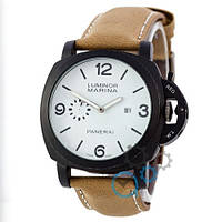 Часы Panerai Luminor Marina Quartz Brown-Black-White