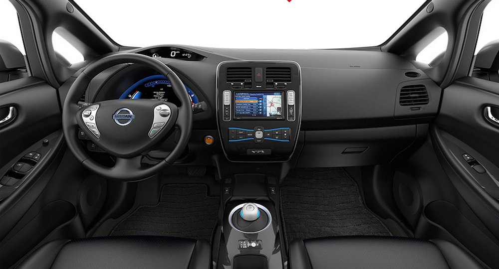 Восстановление подушек безопасности торпеды Nissan Leaf AirBag