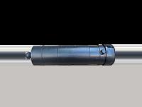 Гидроцилиндр подъема платформы тракторного прицепа 2ПТС-9 (ГЦТ 13-16-1339)