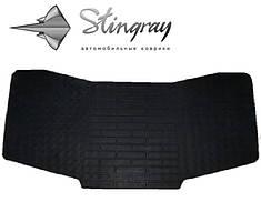 Универсальный коверперемычка / накладка между задними коврами Черный в салон