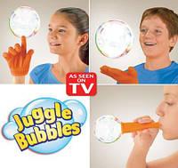 Мыльные пузыри Juggle Bubbles