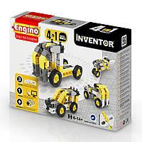 Конструктор серии INVENTOR 4 в 1 - Строительная техника
