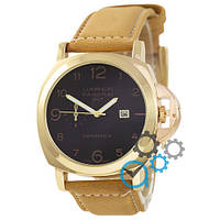 Часы Panerai Luminor GMT Brown-Gold-Black