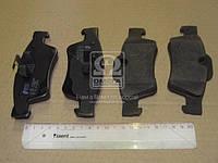Колодка тормозная MB GL-CLASS задн. (производство REMSA) (арт. 0991.10), AEHZX