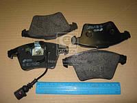 Колодка тормозная Volkswagen T5 (7HB, 7HJ, 7HM) передн. (производство REMSA) (арт. 1045.11), AEHZX