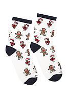 Детские новогодние носочки  20-22, 22-24
