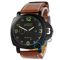 Часы Panerai Luminor Marina 1706 Brown-Black
