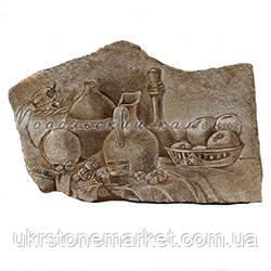 картина на камне