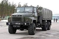 Лобовое стекло КрАЗ 250