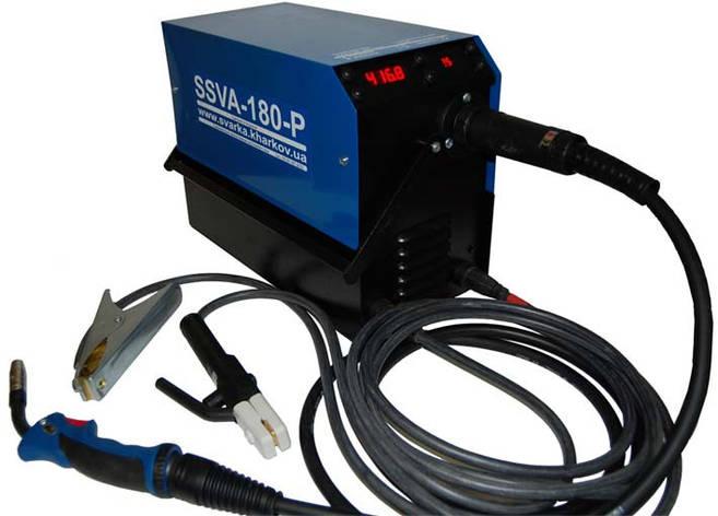 Сварочный полуавтомат SSVA-180P, фото 2