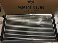 Радиатор охлаждения Chery Amulet1.6( основной ).Пр.SHIN KUM.Корея.