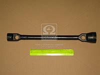 Ключ балонный ЗИЛ 131 (27х38) (L=410) (производство г.Павлово) (арт. И-510), ACHZX