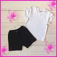 Детские шорты футболки оптом (под заказ от 50 шт) с НДС