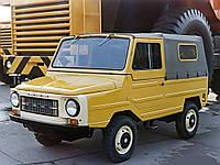 Лобовое стекло ЛУАЗ 969м