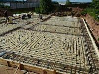 Выбираем фундамент дома,типы фундаментов