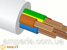 ПВС 5х1,5 провод, ГОСТ (ДСТУ), фото 2