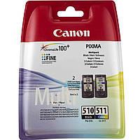 Комплект струйных картриджей Canon для Pixma MP230/MP250/MP270 PG-510/CL-511 Black/Color  Multipack