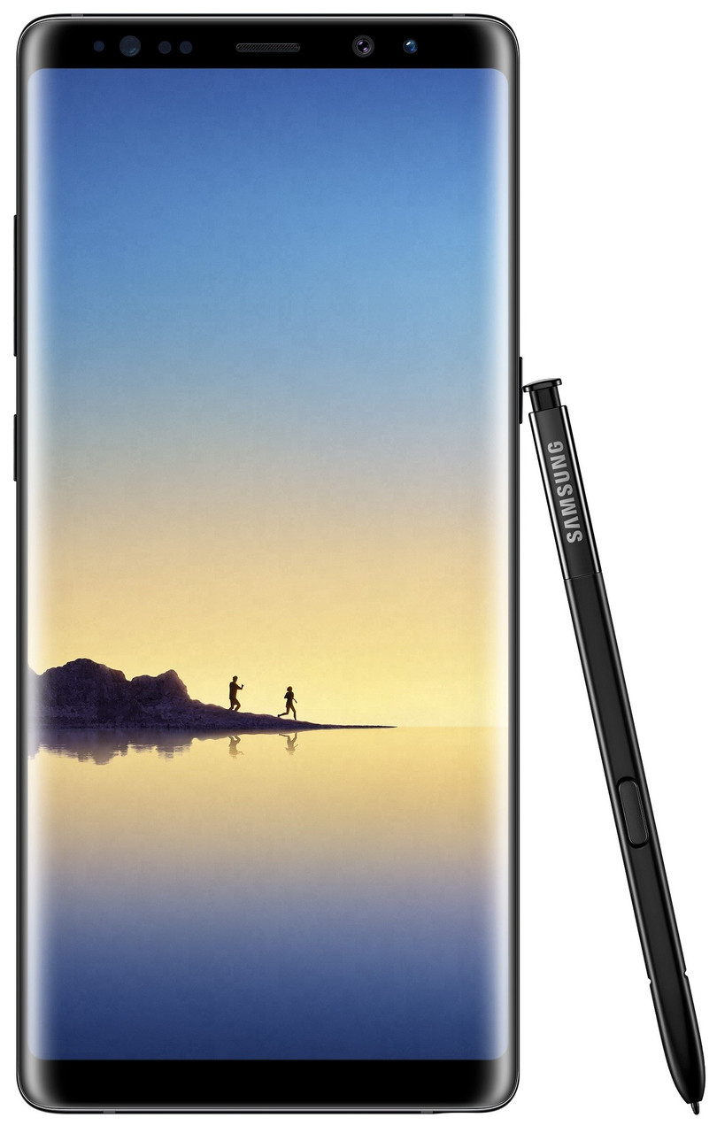 Samsung SM-N950 Galaxy Note 8 Midnight Black