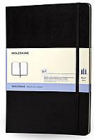 Блокнот для рисунков Moleskine Art Sketchbook Черный (ARTQP063)