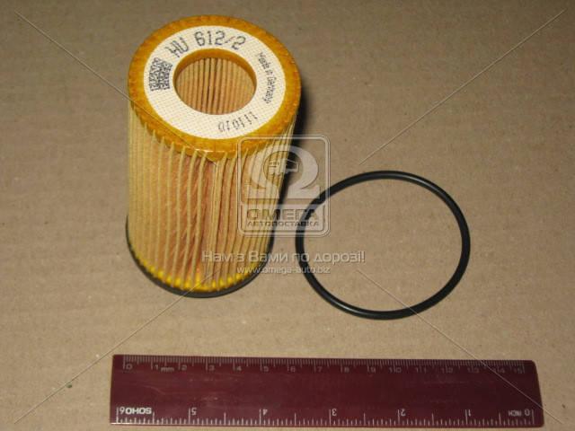 Фильтр масляный (производство MANN) (арт. HU612/2X), AAHZX