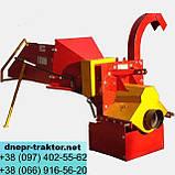 Измельчитель веток для трактора, ИВ20, Ø200, фото 8